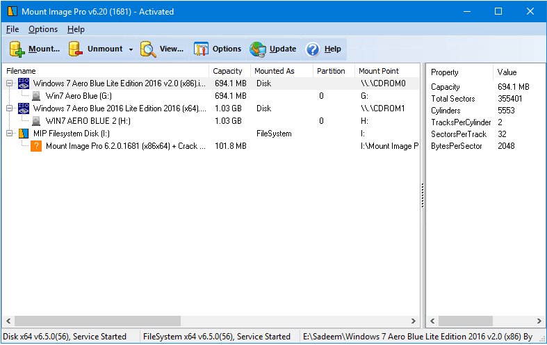 Mount Image Pro Full Version Crack