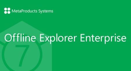 Offline Explorer Enterprise Crack Patch Keygen License Key
