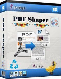 PDF Shaper Professional Crack Patch Keygen Serial Key