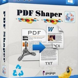 PDF Shaper Professional Crack Patch Keygen Serial Key
