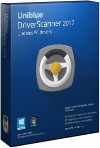 Uniblue DriverScanner 2017 Crack Patch Keygen Serial Key