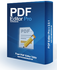 Wonderfulshare PDF Editor Pro Crack Patch Keygen Serial Keys