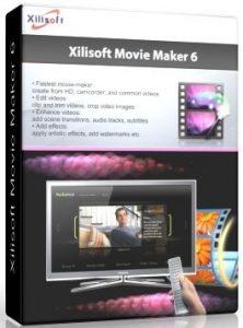 Xilisoft Movie Maker Crack Patch Keygen Serial Key