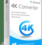 Aiseesoft 4K Converter Full Crack