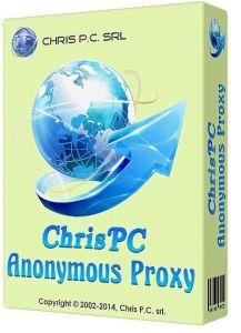 ChrisPC Anonymous Proxy Pro Crack Patch Keygen Serial Keys
