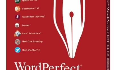 Corel WordPerfect Office X8 Professional Crack Patch Keygen License Key