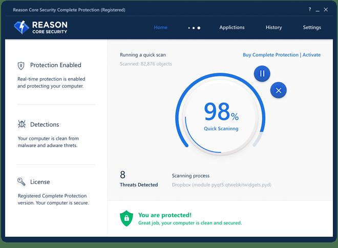 Reason Core Security Full Version Crack