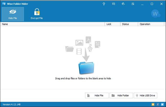 Wise Folder Hider Pro Crack Serila Key