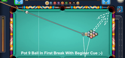 8 Ball Pool - Break Tick