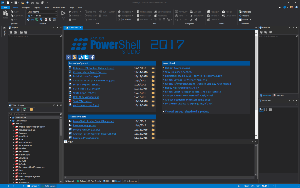 PowerShell Studio 2017 Full Version Crack