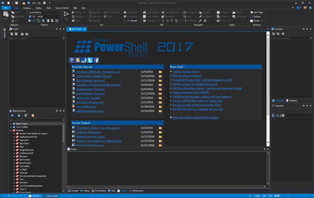 PowerShell Studio 2017 Full Version Crack