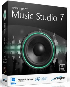 Ashampoo Music Studio 7 Crack Patch Keygen License Key
