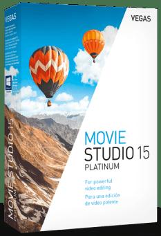 VEGAS Movie Studio 15 Platinum Crack Patch Keygen License Key