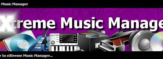 eXtreme Music Manager Crack Patch Keygen License Key