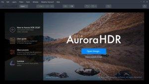 Aurora HDR 2018 Full Crack