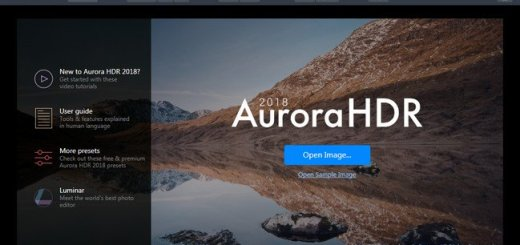Aurora HDR 2018 Full Crack