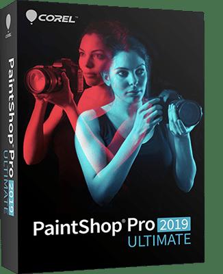 Corel PaintShop Pro 2019 Ultimate 21.0.0.119 keygen