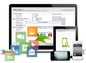 EaseUS MobiSaver Full Version Crack
