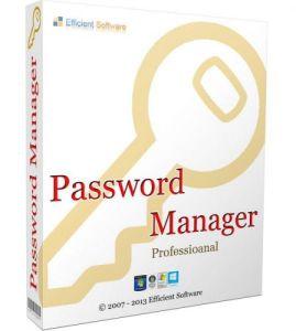 Efficient Password Manager Pro Full Crack