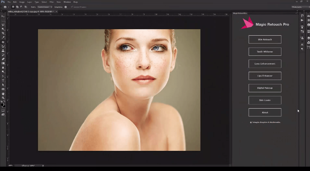 Magic Retouch Pro Full Version