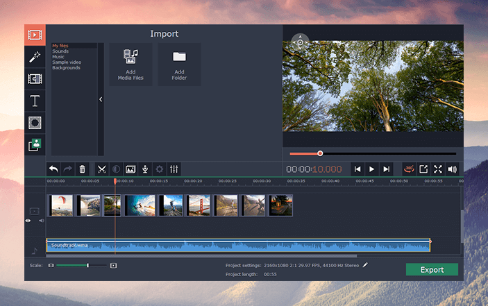 Movavi 360 Video Editor Full Version Crack
