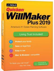 Quicken WillMaker Plus 2019 Crack