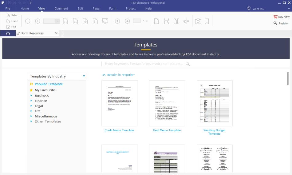 Wondershare PDFelement Crack Full Version