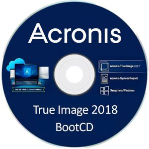 Acronis True Image 2019 Full Version BootCD