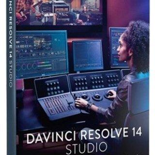 Blackmagic Design DaVinci Resolve Studio 14 Crack