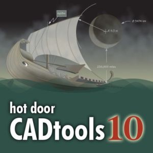 Hot Door CADtools 10 Crack