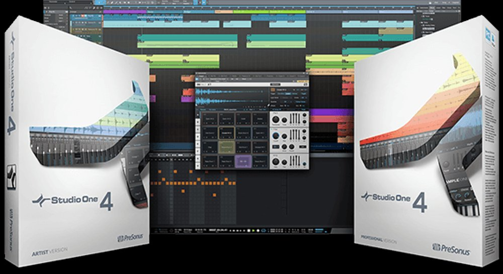 PreSonus Studio One Pro Carck Serial Key