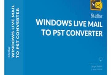 Stellar Windows Live Mail to PST Converter Crack