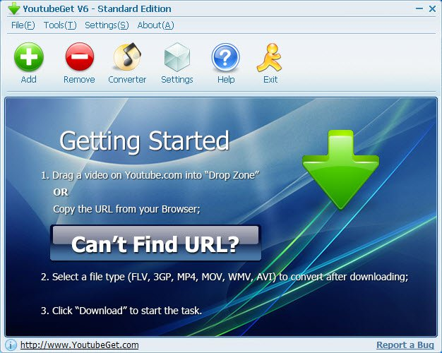 YouTubeGet Crack Serial Key