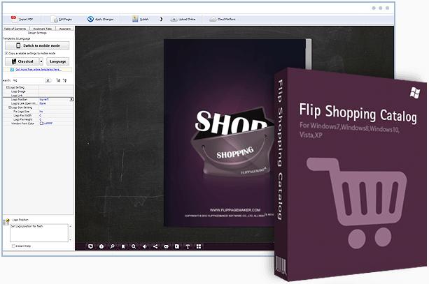 Flip Shopping Catalog Crack License Key