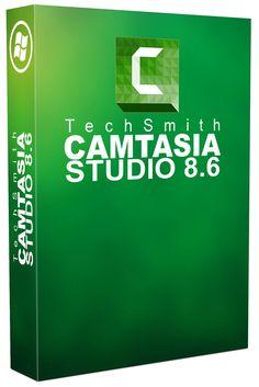 TechSmith Camtasia Studio8 License Key Crack