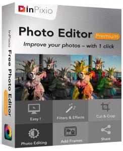 InPixio Photo Editor Full Crack