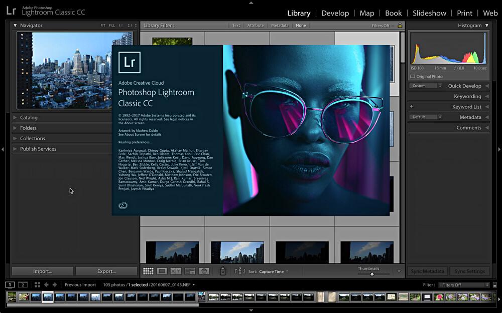 Adobe Photoshop Lightroom 2018 Crack