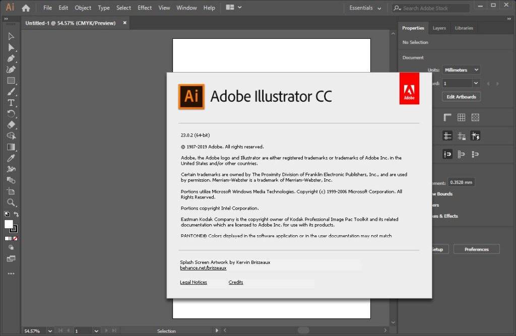 Adobe Illustrator CC Crack Serial Key