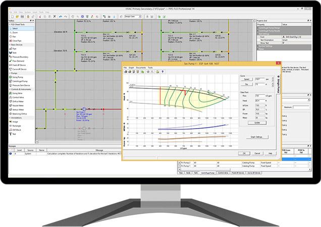 Engineered Software Pump-FLO Crack License Key