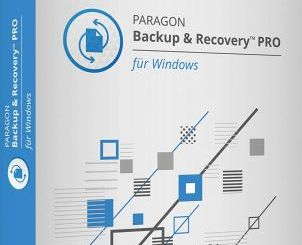 Paragon Backup & Recovery PRO Crack