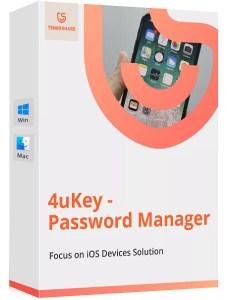 Tenorshare 4uKey Password Manager 1 2 0 8 With Crack | SadeemPC