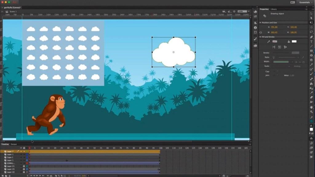 Adobe Animate CC Crack Patch