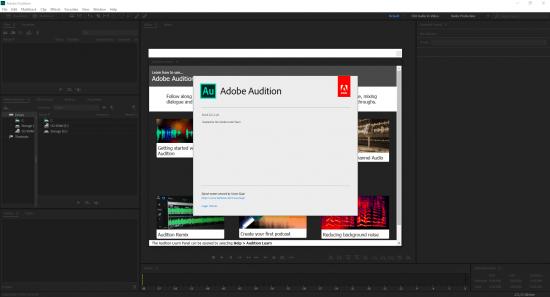 Adobe Audition CC crack patch