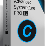 Advanced SystemCare Pro 12 License Key Crack