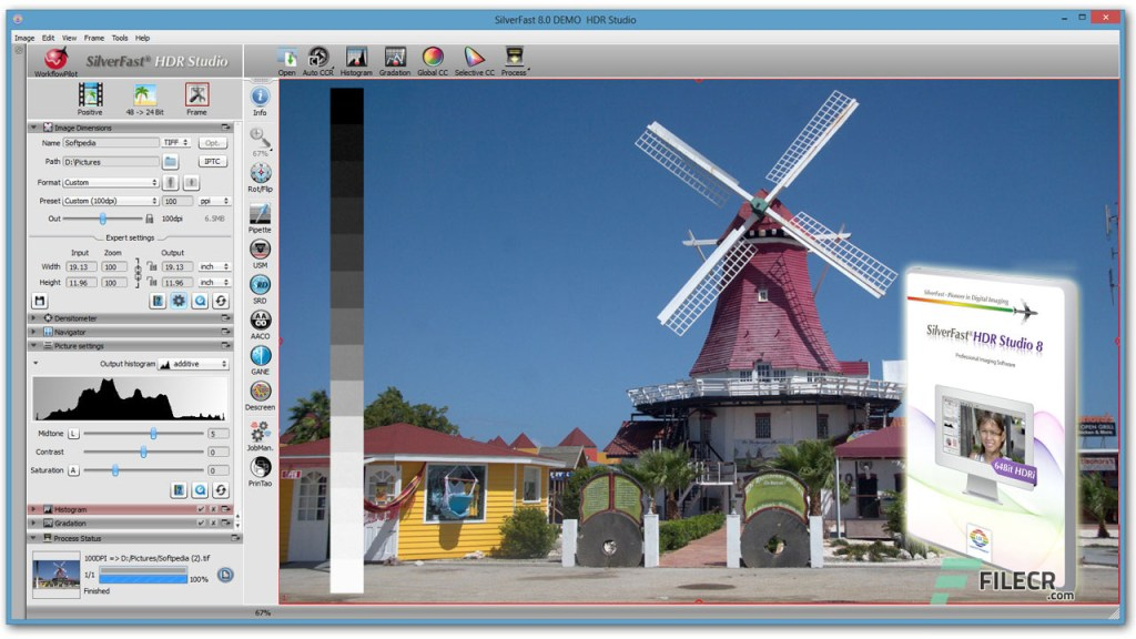 SilverFast HDR Studio Crack patch