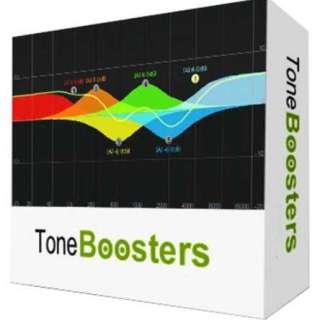ToneBoosters Plugin Bundle Crack