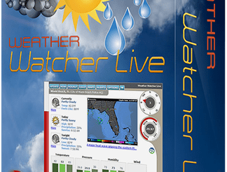 Weather Watcher Live full Crack