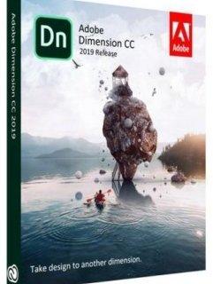 Adobe Dimension CC 2019 crack