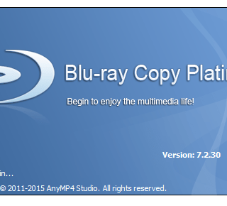 AnyMP4 Blu-ray Copy Crack
