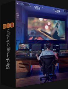 Blackmagic Design DaVinci Resolve Studio crack